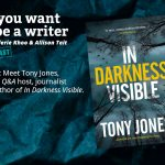 Ep 313 Meet Tony Jones, former Q&A host, journalist and author of 'In Darkness Visible'.