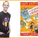 Multi-award-winning children's author Andy Griffiths' top 3 tips for making kids laugh