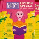 AWC alumna and AWC presenter in the 2017 fiction edition of The Big Issue!