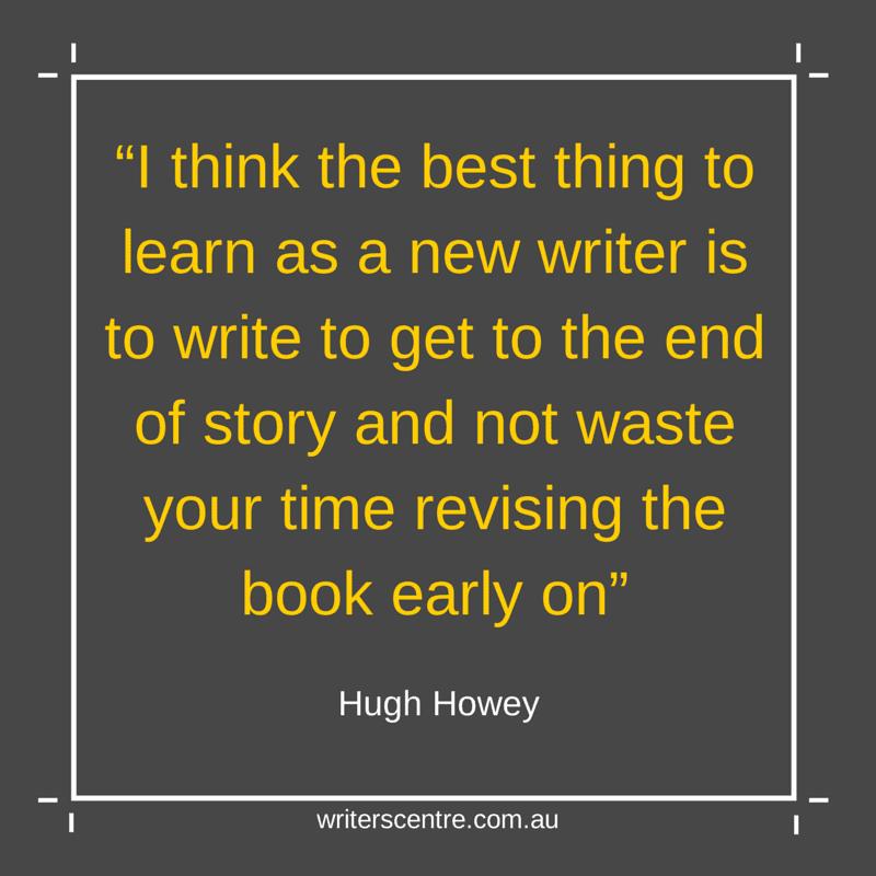 Hugh Howey Gem