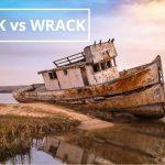 Q&A: Rack vs wrack