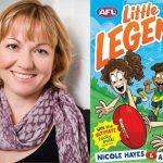 Award-winning author and football fanatic Nicole Hayes on why she's excited to write for a younger audience