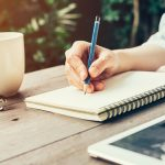 Why writing fiction and journalling can be helpful