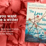Ep 322 Meet Susan Francis, author of the memoir 'The Love that Remains'.