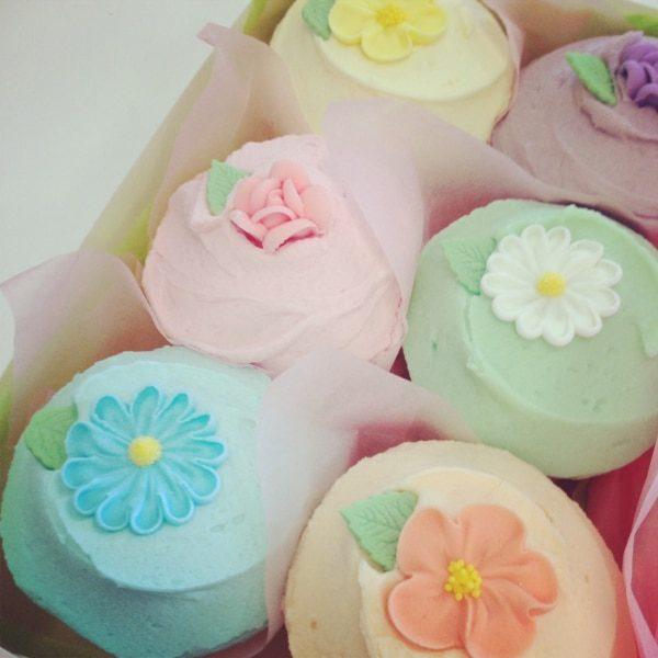 Mmm, cupcakes.