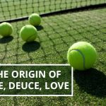 Q&A: The origin of ace, deuce, love
