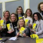 Petronella McGovern's book launch for 'Six Minutes'