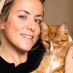 Ashleigh Mills launches her travel directory – 'Hotels with Cats'