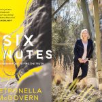 Petronella McGovern's dream of becoming a fiction author comes true with her thrilling debut novel