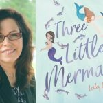 Lesley Gibbes makes a splash with her 'Three Little Mermaids' picture book
