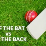 Q&A: Off the bat vs off the back