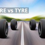 Q&A: Tire vs tyre