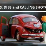 Q&A: Bags, dibs and calling shotgun