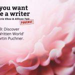 Ep 219 Meet Martin Puchner, author of 'The Written World'