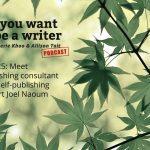 Ep 225 Meet publishing consultant and self-publishing expert Joel Naoum
