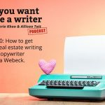 Ep 230 How to get into real estate writing with copywriter Donna Webeck