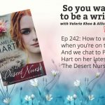 Ep 242 We chat to Pamela Hart on her latest book 'The Desert Nurse'