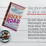 Ep 250 Meet Robert Wainwright, author of 'Rocky Road: The Incredible True Story of the Fractured Family Behind the Darrell Lea Chocolate Empire'