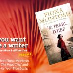 Ep 264 Meet Fiona McIntosh, author of 'The Pearl Thief' and 'How to Write Your Blockbuster'.