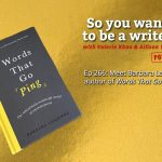 Ep 266 Meet Barbara Lasserre, author of 'Words That Go Ping'