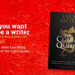 Ep 333 We chat to Tara Moss, author of 'The Cobra Queen'.