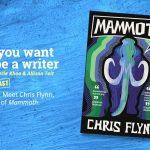 Ep 337 Meet Chris Flynn, author of 'Mammoth'.