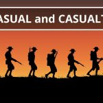Q&A: Casual and casualty