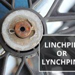 Q&A: Linchpin vs lynchpin