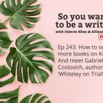 Ep 243 Meet Gabriella Coslovich, author of 'Whiteley on Trial'