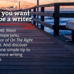 Ep 248 Meet Penelope Janu, author of 'On The Right Track'