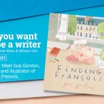 Ep 338 Meet Gus Gordon, author and illustrator of 'Finding Francois'.