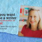Ep 339 Meet literary agent Annabel Barker.