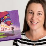 AWC alumna Brooke Graham's debut picture book helps kids with anxiety