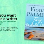 Ep 347 Meet Fiona Palmer, author of 'Tiny White Lies'.