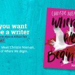 Ep 349 Meet Christie Nieman, author of 'Where We Begin'.