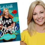 From newsreader to published author: Nicole Webb publishes debut memoir 'China Blonde'