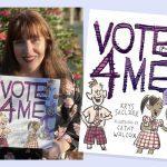 Teacher Krys Saclier publishes a picture book about Australia's electoral system!