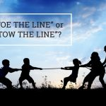 """Q&A: """"Toe the line"""" or """"tow the line""""?"""