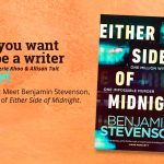 Ep 373 Meet Benjamin Stevenson, author of 'Either Side of Midnight'.