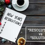 "Q&A: ""Resolution"" vs ""solution"""