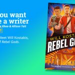 Ep 379 Meet Will Kostakis, author of 'Rebel Gods'.