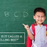 Q&A: Why is it called a spelling bee?