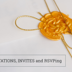 Q&A: Invitations, invites and RSVPing