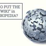 """Q&A: Who put the """"wiki"""" in wikipedia?"""